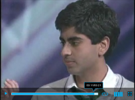 anoop desai (screenshot from americanidol.com). click to watch video on americanidol.com