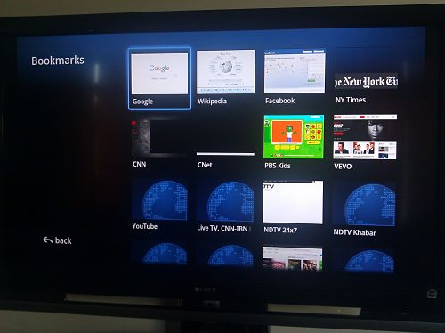 Google TV 3.1 &#8211; A Critical Review