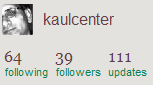 kaulcenter@twitter